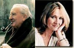 Autores de la literatura fantastica.